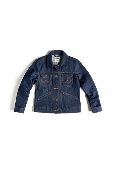 Icons 124Wj Western Jacket